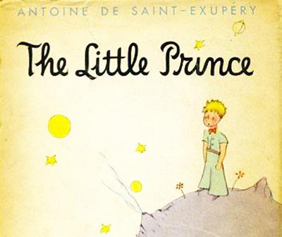 Antoine de Saint-Exupéry, The Little Prince