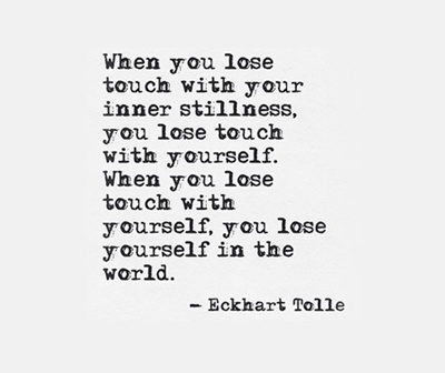 lose touch